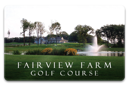 Fairview Farm Golf Course Physical Gift Card